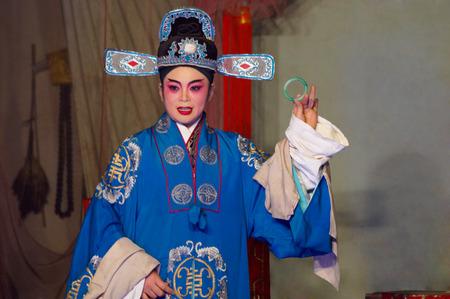 magistrate: sichuan opera - blood clot longfeng bracelets