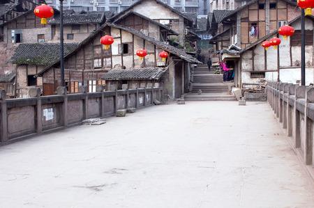 xuyong: Sichuan ancient dwellings