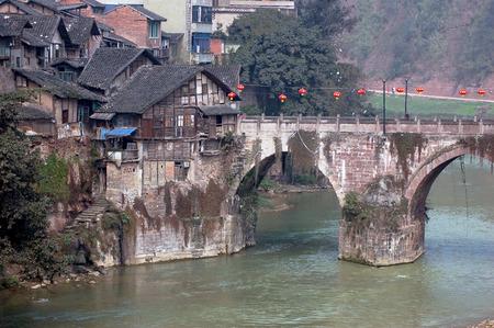 Sichuan ancient dwellings