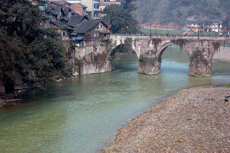 xuyong: Ming dynasty stone bridge
