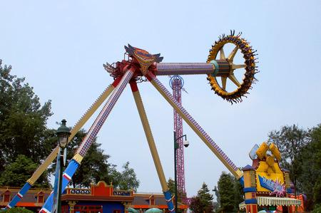 Chengdu amusement park
