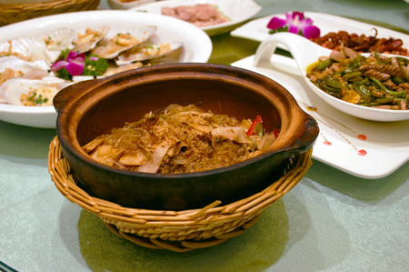 Sichuan dishes
