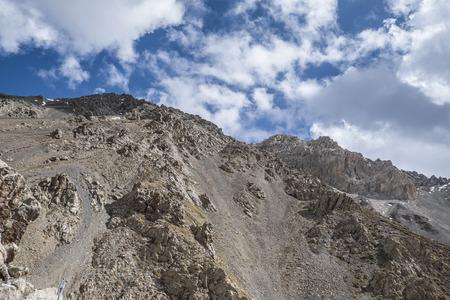 xinjiang: Xinjiang plateau mountains