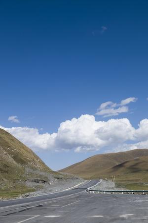 xinjiang: Bayanbulak, Xinjiang prairies