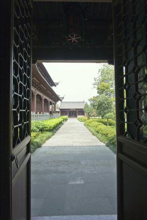 wang: Qian Wang Temple