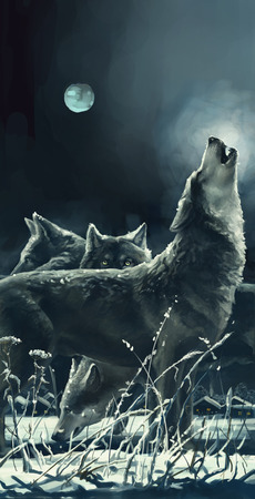 Wolves photo
