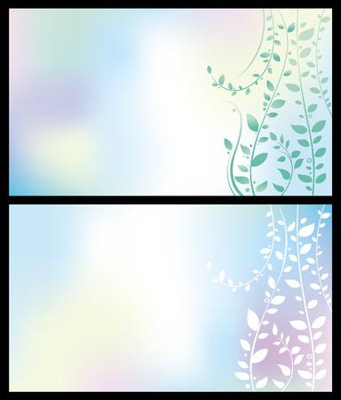 ornamentation: Vector background with plant ornamentation. Illustration