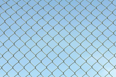wired fence Stock Photo - 2606700