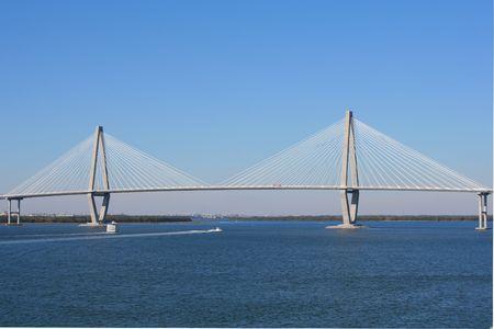 Arthur Ravenel Bridge in Charleston