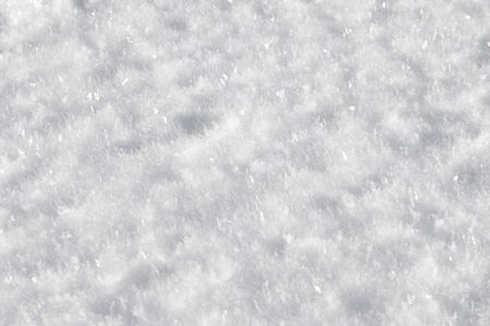 snow background Stock Photo - 2724968