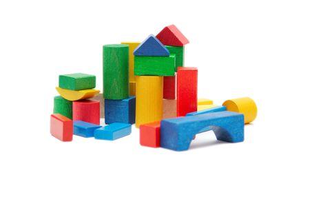 color blocks Stock Photo - 3814734