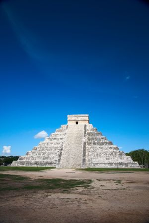 Chichen Itza, Mexico, one of the New Seven Wonders of the World photo