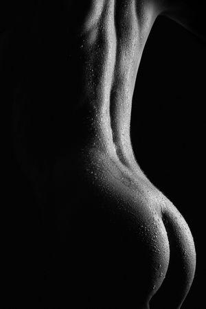 fine art nude female Stock Photo - 6139108