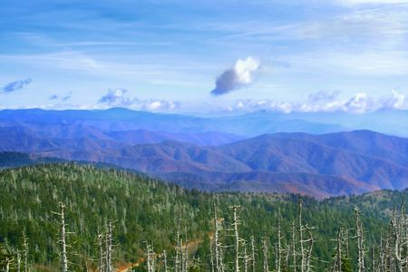 Great Smoky Mountains, USA photo