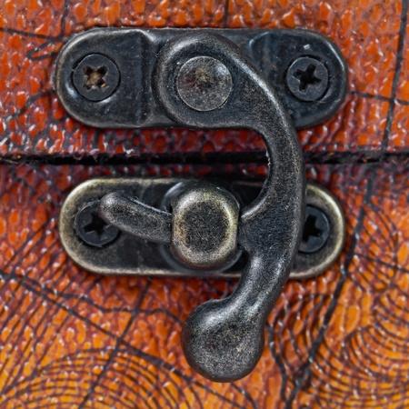 pawl: Close up di blocco di petto