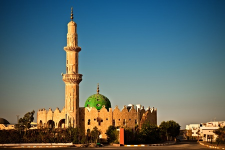 mosque in Hurghada, Egypt Stock Photo - 9456052