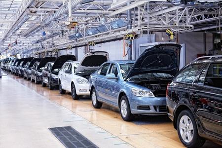 Mlada Boleslav, RÉPUBLIQUE TCHÈQUE - 16 avril 2011: Skoda Auto célèbre le 20e anniversaire de l'association avec Volkswagen par journée portes ouvertes le 16 avril 2011 à Mlada Boleslav