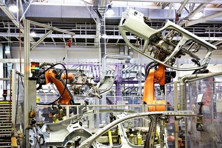 MLADA BOLESLAV, Tsjechië - 16 APRIL: Skoda Auto viert 20e verjaardag van de vereniging met Volkswagen door Open deuren dag op 16 April 2011 in Mlada Boleslav