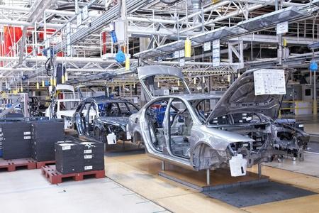 Mlada Boleslav, RÉPUBLIQUE TCHÈQUE - 16 avril: Skoda Auto célèbre le 20e anniversaire de l'Association avec Volkswagen par la journée portes ouvertes sur Avril 16, 2011 dans Mlada Boleslav Banque d'images - 11366664