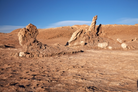 Las Tres Marias, Atacama desert, Chile photo
