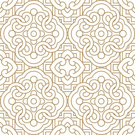 Seamless  Chinese traditional  pattern