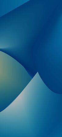Gradient color pattern