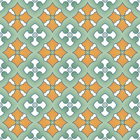 Seamless floral pattern background shading pattern