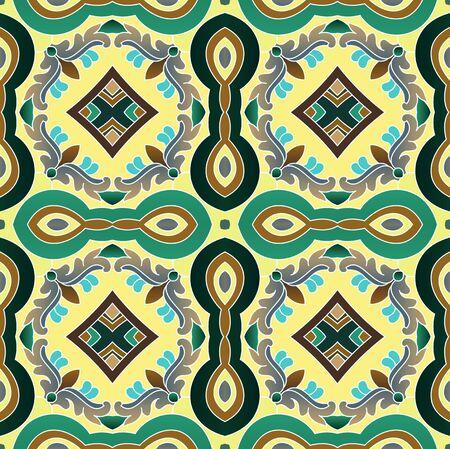 Seamless art pattern shading background pattern 版權商用圖片