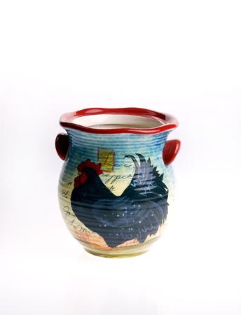 porcelain: Home decorative porcelain container