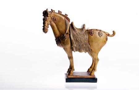 accessories horse: Home decorative porcelain, porcelain horse