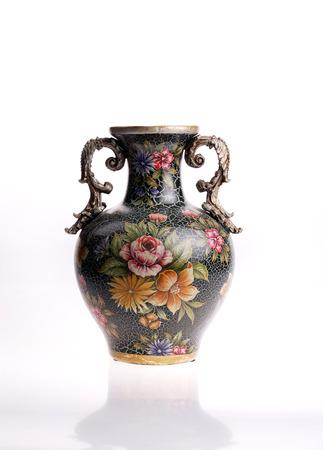 Home decoration porcelain, porcelain vase.