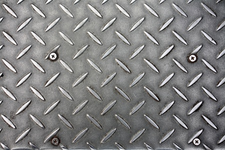 Texture of metal plate maybe used sa background