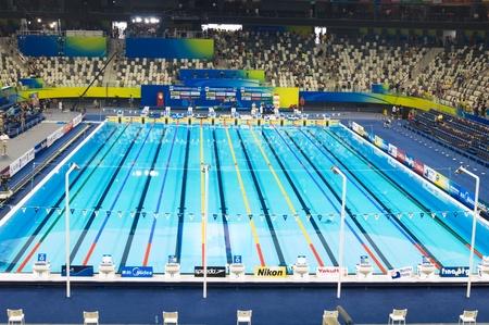 swimming game Stock Photo - 13289864