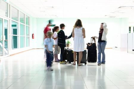 passenger at airport Stock Photo - 14326633