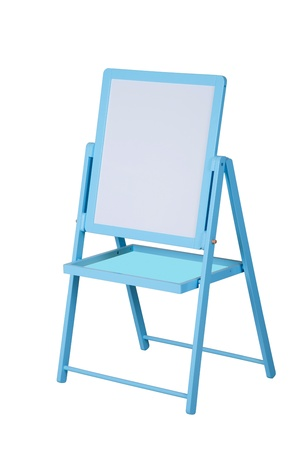 easel isolated with white background Stock Photo - 17292661