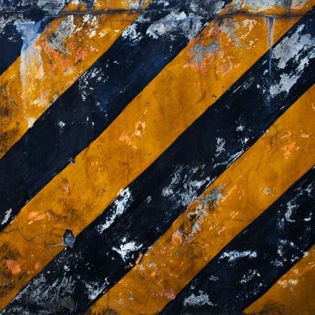 hazard stripes: Black Yellow Hazard Stripes