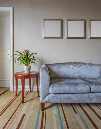 living room interior Stock Photo - 21723213