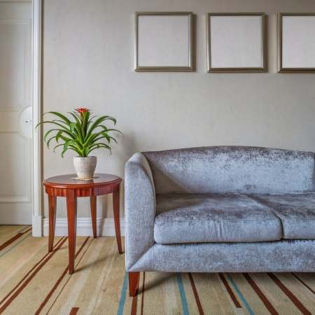 living room interior Stock Photo - 21723214