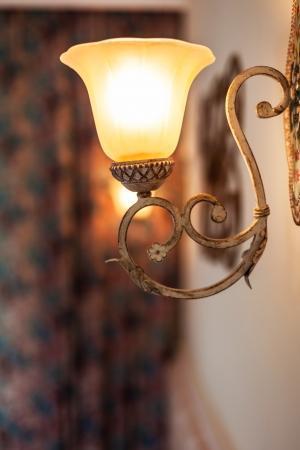 wall lamp photo