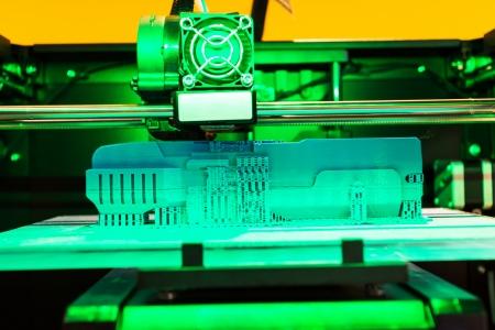 3d: 3D printer
