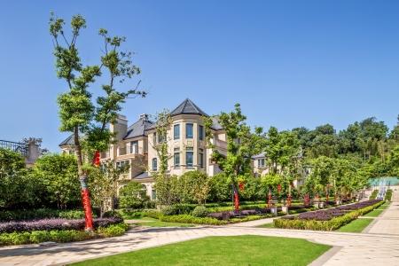 residence: villa residence