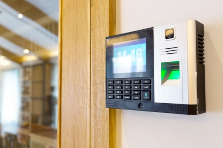 access control: keypad for access control