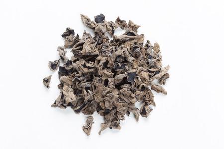 fungoid: dried jews-ear