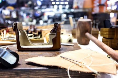 crafting: Artesan�a del cuero
