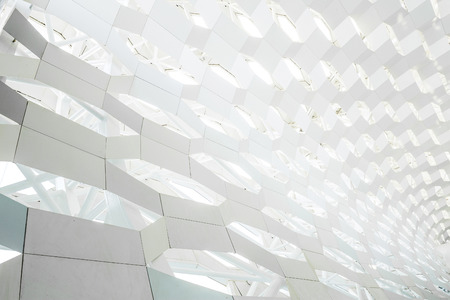 glass ceiling: glass ceiling in mall