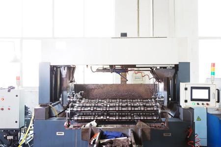interior of modern workplace photo