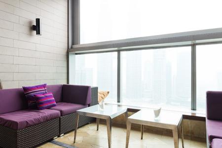 bureau moderne salle de réception