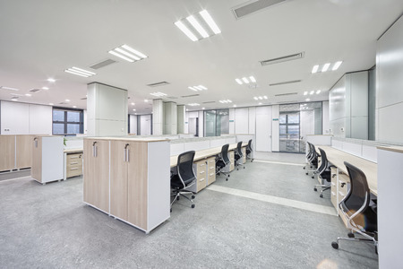 design office: modern office interior