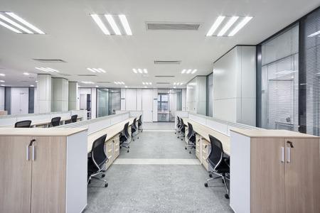 현대적인 사무실 인테리어 에디토리얼
