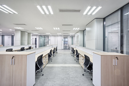 light interior: modern office interior